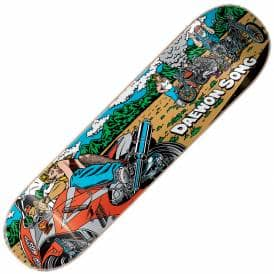 Daewon Song Rice Burner Skateboard Deck 8.375