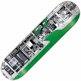 Almost Skateboards Daewon Stick-O-Rama Skateboard Deck 8.375''