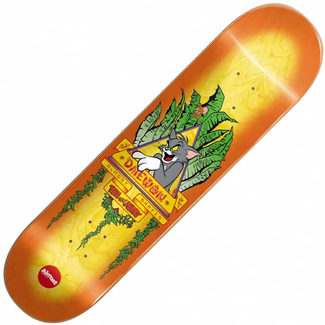 Almost Skateboards Daewon Tom Panther Skateboard Deck 8.25''