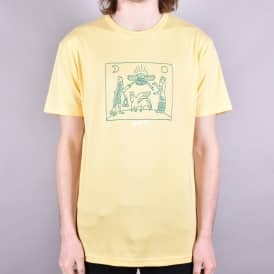 Dagon Skate T-Shirt - Banana