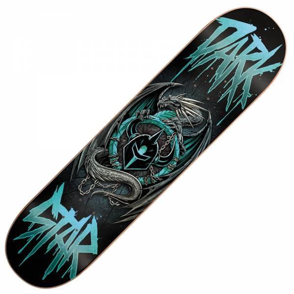 Darkstar Abyss Skateboard Deck 8 25 Skateboards From