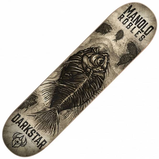 Darkstar Manolo Fossil Skateboard Deck 8.25