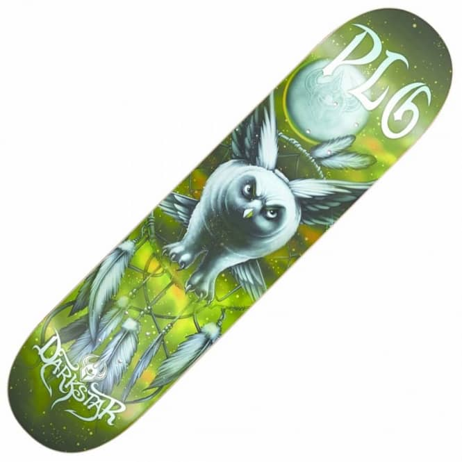 Darkstar PLG Dream Catcher Skateboard Deck 8.38''