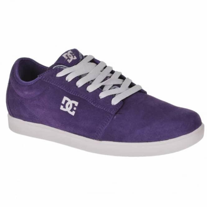 Good Condition Purple Skate Shoes