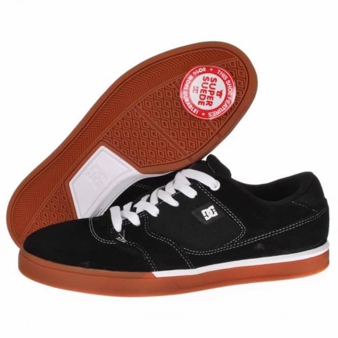 DC Shoes DC Cole Lite S Black/White/Gum