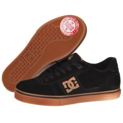 DC Shoes DC Match WC S Black Gum Skate Shoes - Mens Skate Shoes from ... 530b5c45a359