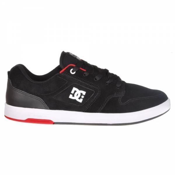 dc shoes dc nyjah s skate shoes black white mens skate