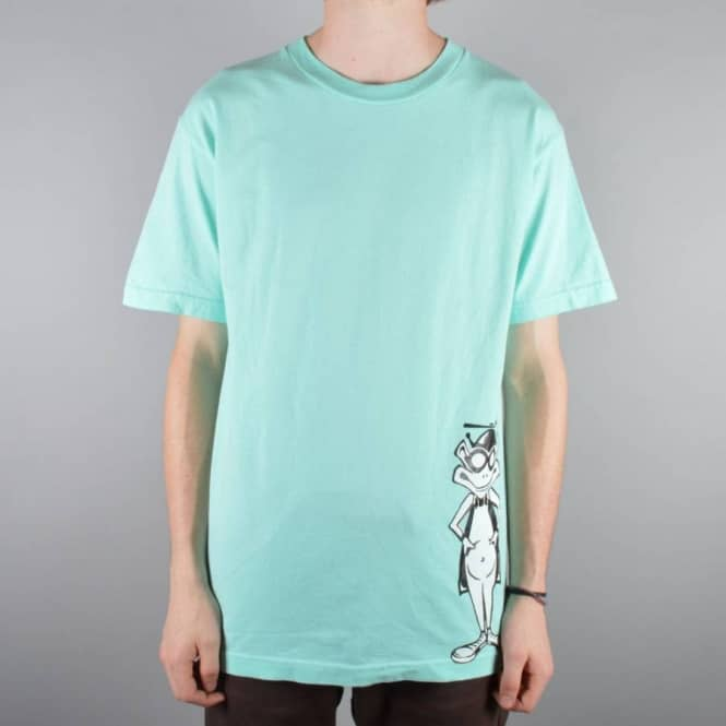Dear Skating Fucked Up Gizmo Skate T-Shirt - Mint