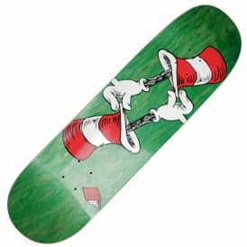 Dear Skating Hat In Hand Skateboard Decks 8.5""