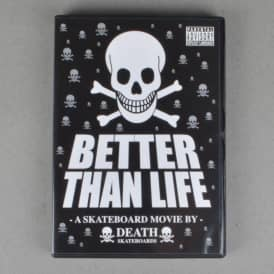 Death Better Than Life DVD