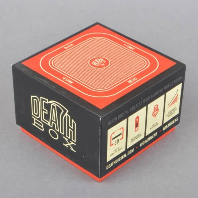 Death Lens Death Box Bluetooth Speaker