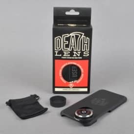 Death Lens Fisheye Lens iPhone 6/6s Compatable