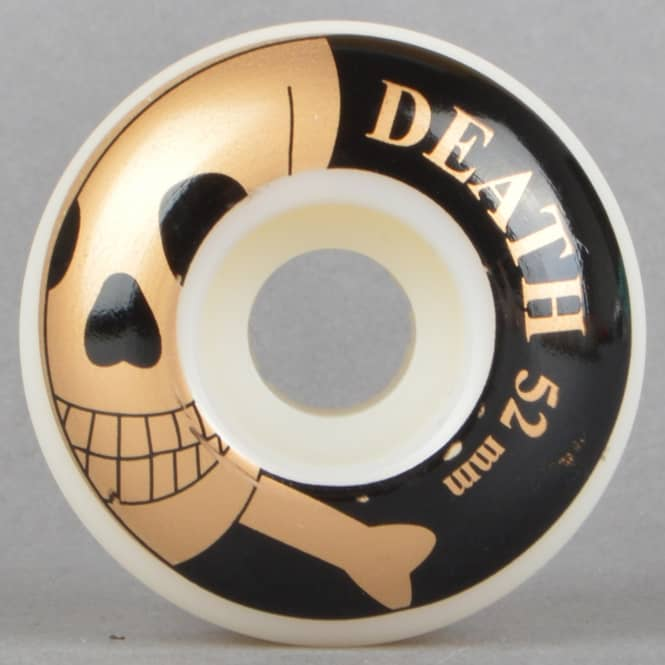 Death Skateboards Death Skateboard Wheels 52mm