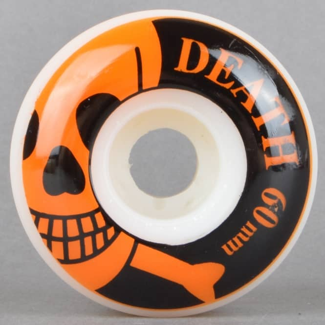 Death Skateboards Death Skateboard Wheels 60mm