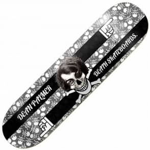 Death Skateboards Death Dean Palmer Skull Skateboard Deck 8.125""