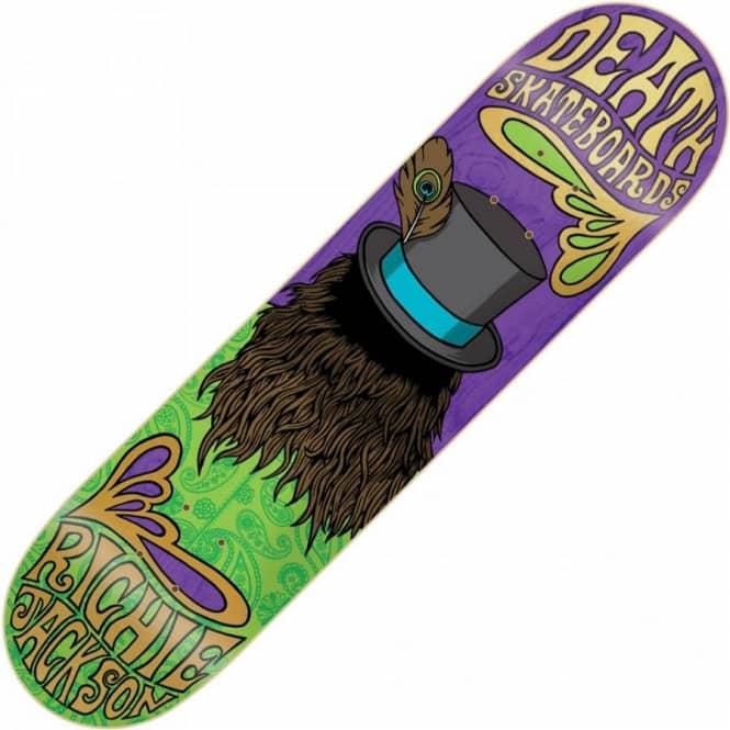 0d61a7d6bdb Death Skateboards Death Skateboards Death Richie Jackson Top Hat Deck 7.75