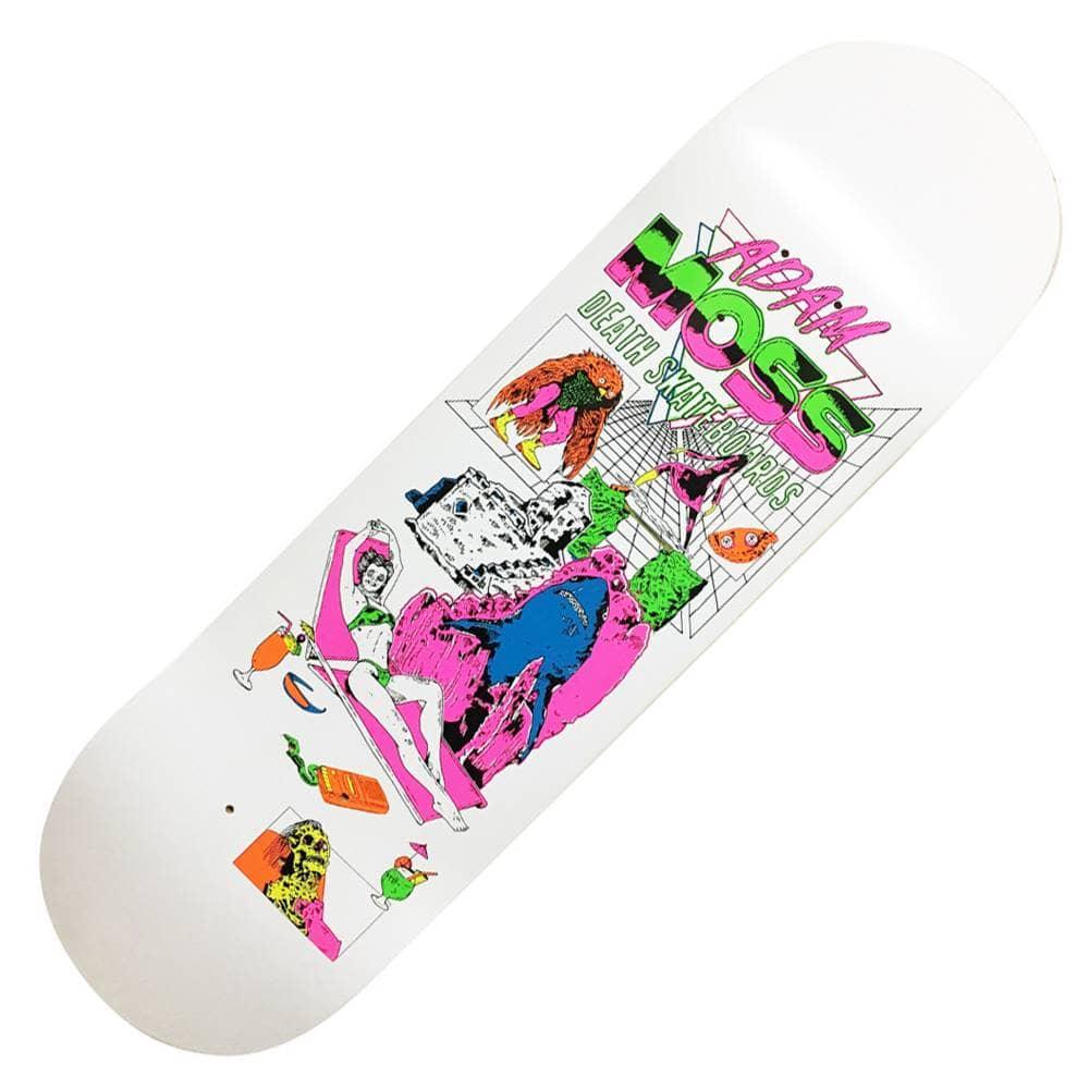 9b44028b33a Death Skateboards Moss Shark Skateboard Deck 8.25   - SKATEBOARDS ...
