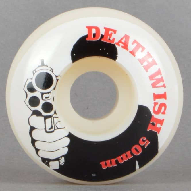 Deathwish Skateboards Bronson Skateboard Wheels 50mm