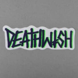 Deathwish Skateboards Deathspray Skateboard Sticker - Assorted