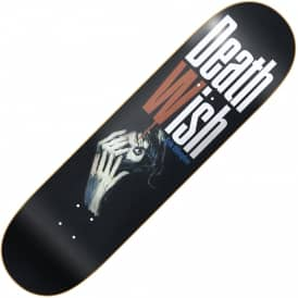 Deathwish Skateboards Erik Ellington Pusher Skateboard Deck 8.0""