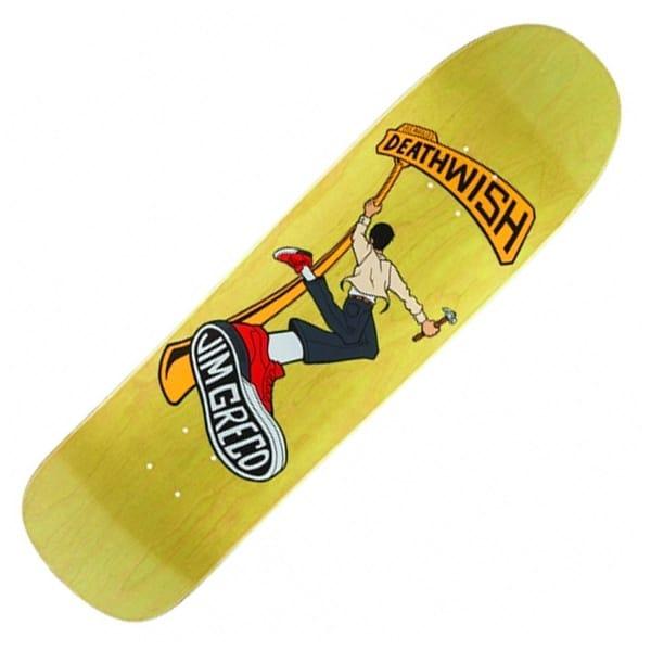 Deathwish Skateboards Jim Greco Street Lamp Cruiser