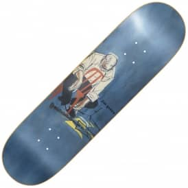 Deathwish Skateboards Jim Greco The Blues Skateboard Deck 8.25""