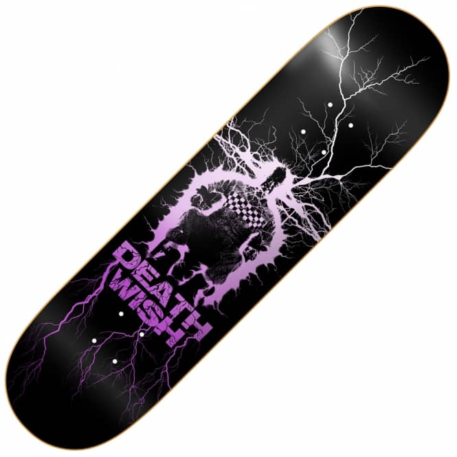 Deathwish Skateboards Shocker Skateboard Deck 8.38