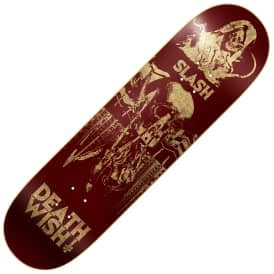 Deathwish Skateboards Slash Colors Of Death 2 Skateboard Deck 8.125""