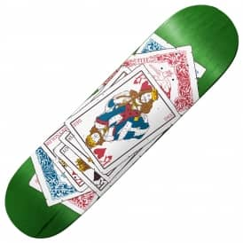 Dee King Of Hearts Skateboard Deck 8.3875