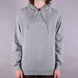 Default Pullover Hoodie - Heather Grey