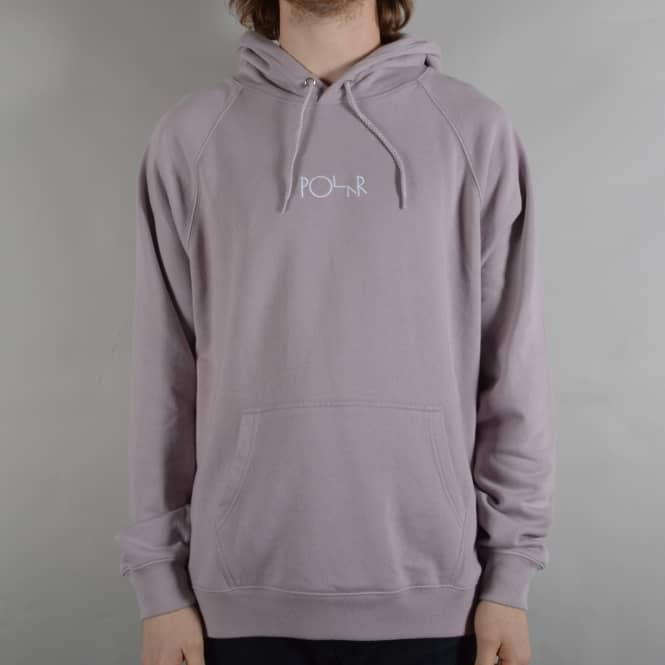 Polar Skateboards Default Pullover Hoodie - Nirvana
