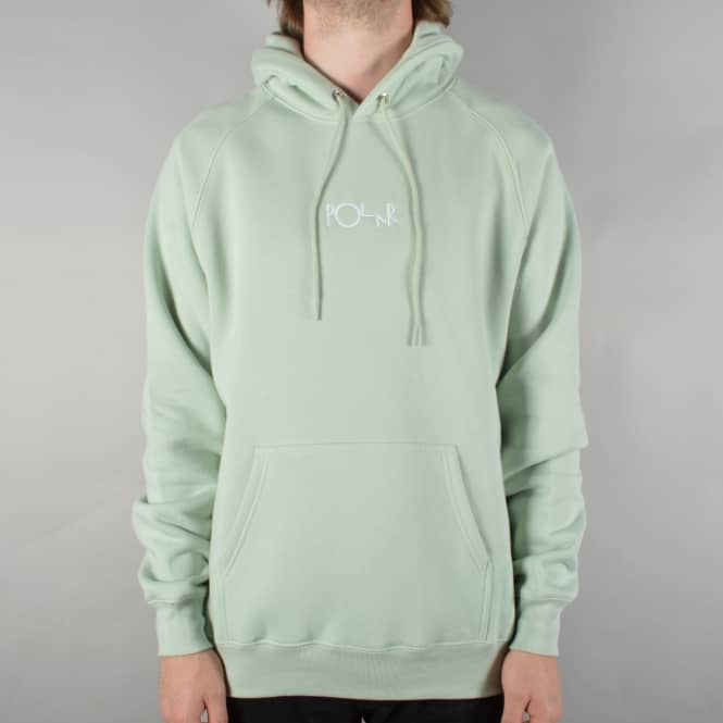 Polar Skateboards Default Pullover Hoodie - Seafoam Green