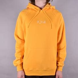 Default Pullover Hoodie - Yellow