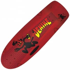 Creature Skateboards Denike Fiend Cat Reissue Skateboard Deck 10.44""