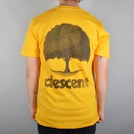 Seasonal Skate T-Shirt - Pastel Yellow