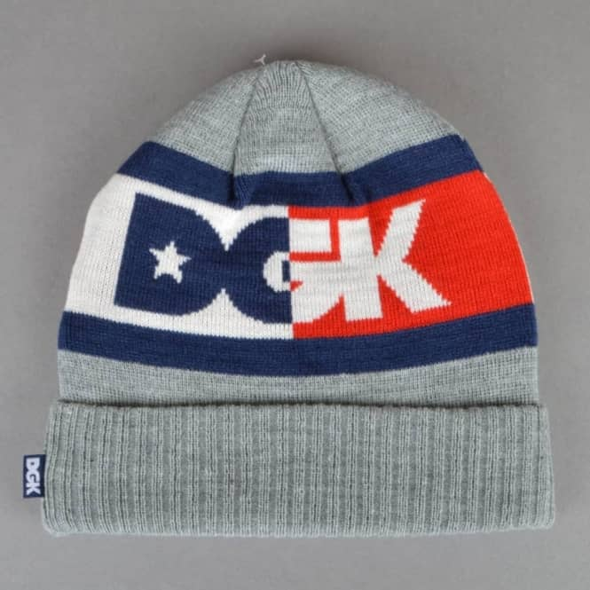 DGK Anthem 2 Beanie - Athletic Heather