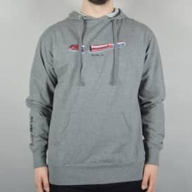 Blunted Pullover Hoodie - Gunmetal Heather