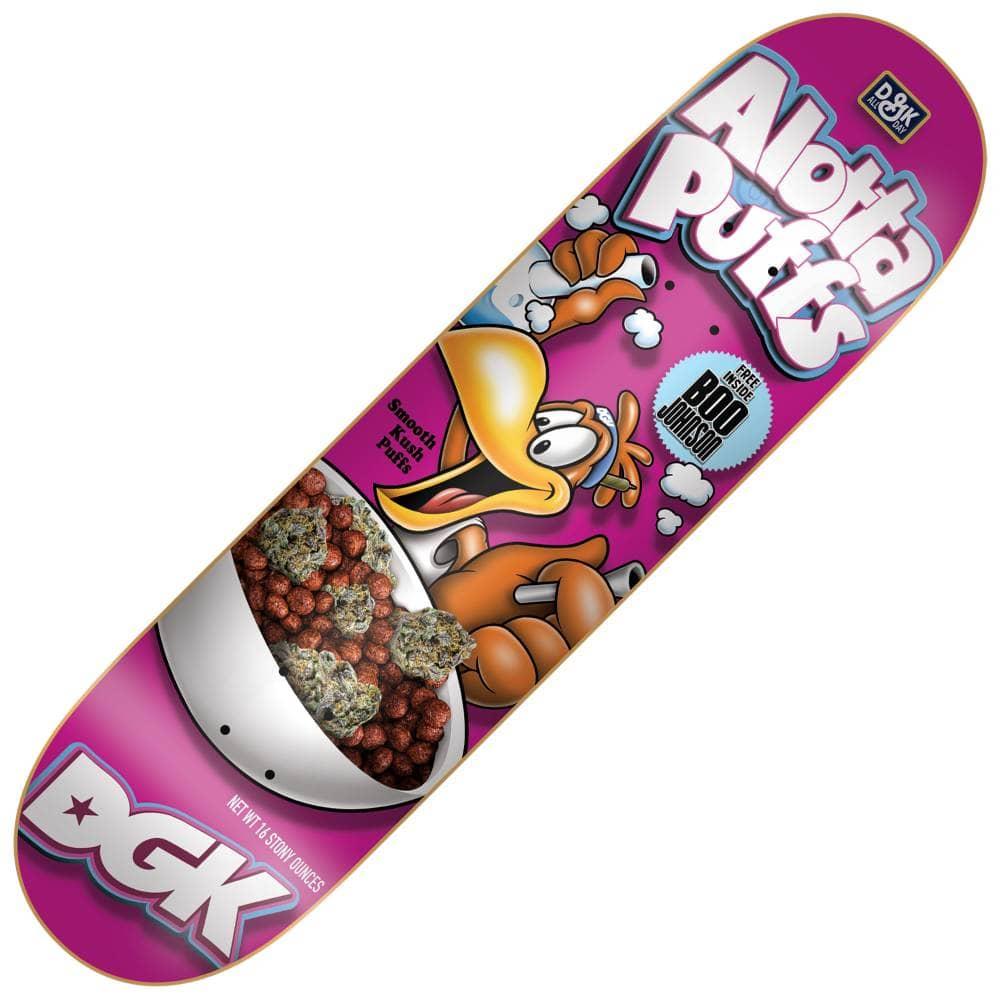 DGK Boo Krispy Vibes Skateboard Deck 8.25   - SKATEBOARDS from ... db162f09369