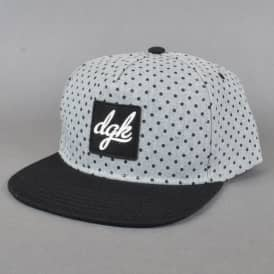 DGK Connect Snapback Cap - Athletic Heather