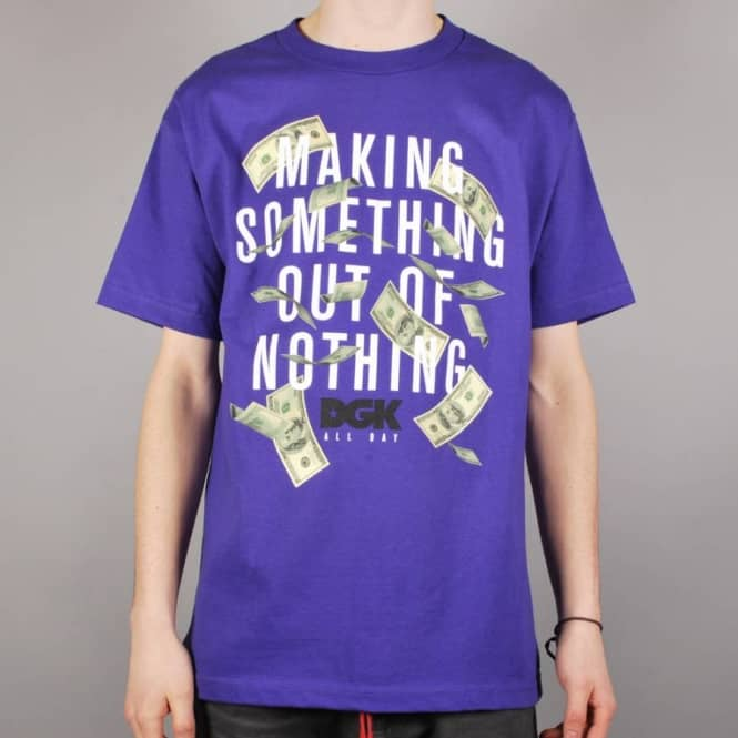 DGK DGK Rain Skate T-Shirt - Purple