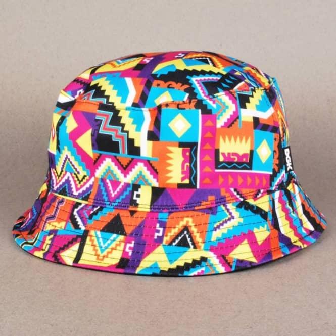 DGK DGK Summer In The City Reversible Bucket Hat 52d7fb36117