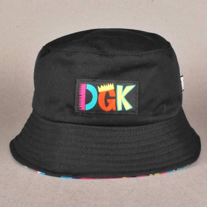 1f441426970e2 DGK Summer In The City Reversible Bucket Hat - Bucket Hats from ...