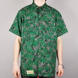 DGK Home Grown Short Sleeve Shirt - Black