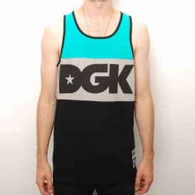 DGK Int'ly Known Tank Top - Teal