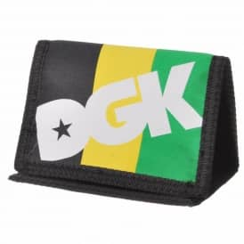DGK Int'ly Known Wallet - Green