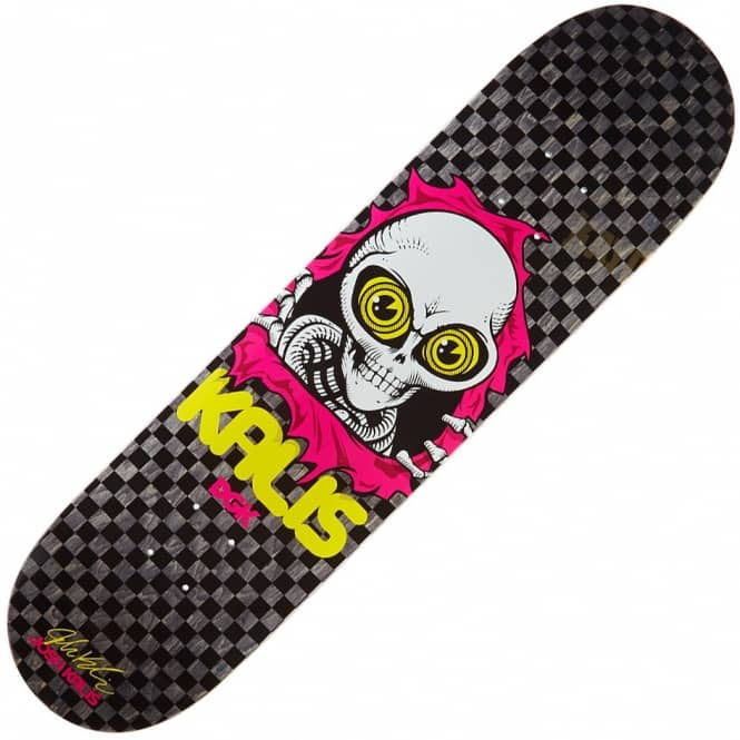 DGK Kalis Ripping Skateboard Deck 7.8