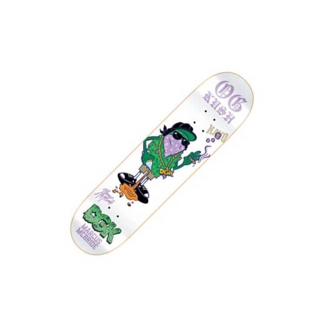 DGK McBride Weed Skateboard Deck 7.8''   Skateboard Decks ...