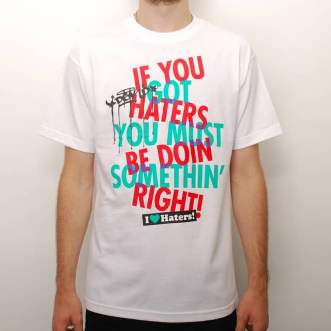 DGK DGK Mix Up Skate T-Shirt - White