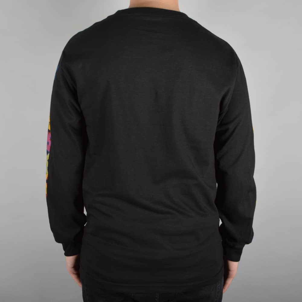 DGK Primary Longsleeve T-Shirt - Black - SKATE CLOTHING from Native ... 9c48d79b5
