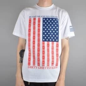 United Skate T-Shirt - White